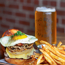 5 Great Cobb County Dining Spots Two Birds Taphouse