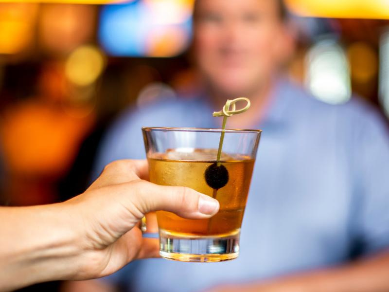 Fall bourbon