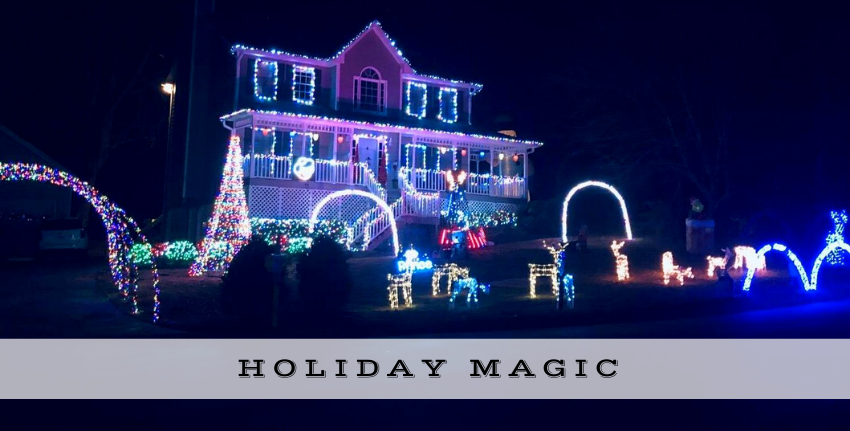holiday magic lights