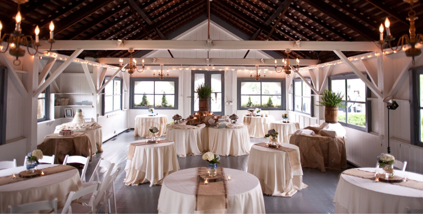Pace House Wedding Reception