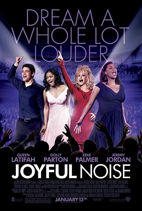Joyful Noise Filmed in Cobb
