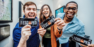 the escape game reopened
