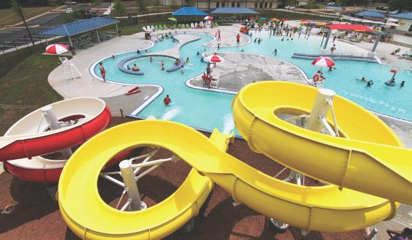 seven springs water park
