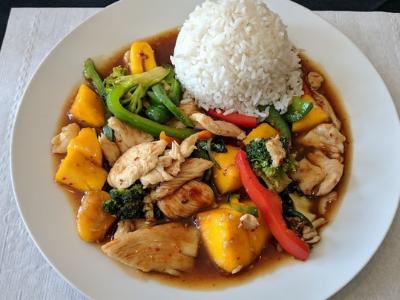 thai diner cumberland