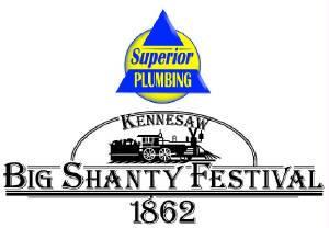 Annual Superior Plumbing Kennesaw/Big Shanty Festival