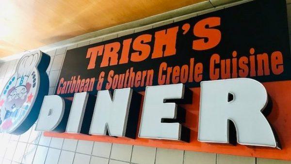 Trish's Caribbean food